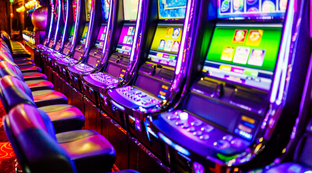 online casino machine